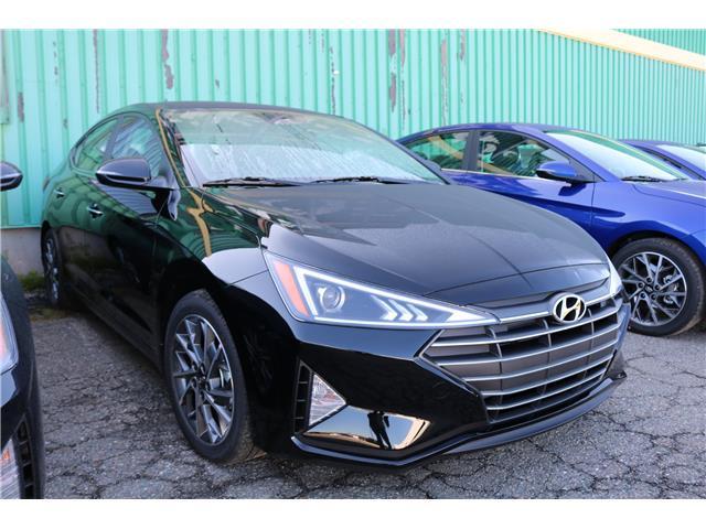 2020 Hyundai Elantra Luxury (Stk: 02184) in Saint John - Image 1 of 3