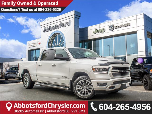 2019 RAM 1500 Sport (Stk: AG0962) in Abbotsford - Image 1 of 29