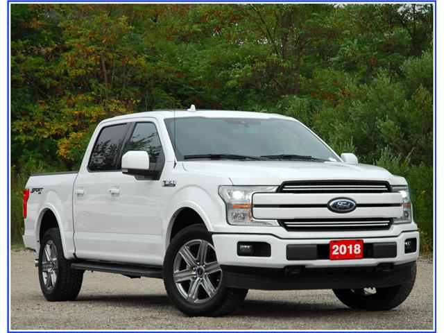 2018 Ford F-150 Lariat (Stk: 148990X) in Kitchener - Image 1 of 20