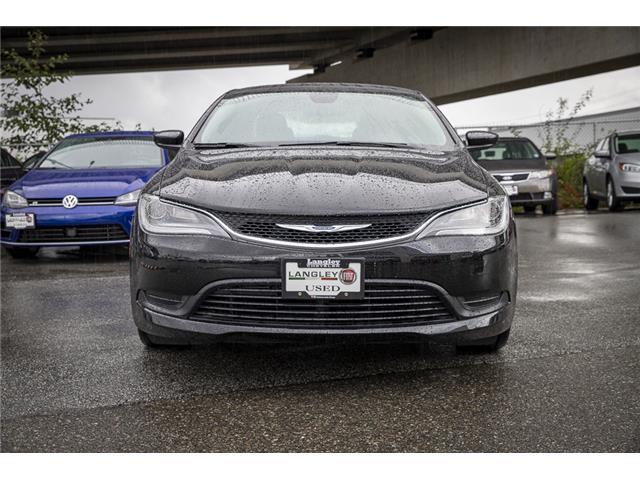 2015 Chrysler 200 LX (Stk: LF9856) in Surrey - Image 2 of 23