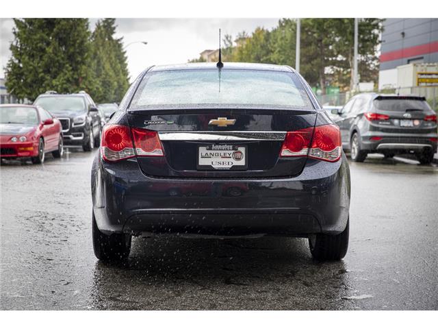 2014 Chevrolet Cruze DIESEL (Stk: LF8147) in Surrey - Image 5 of 21