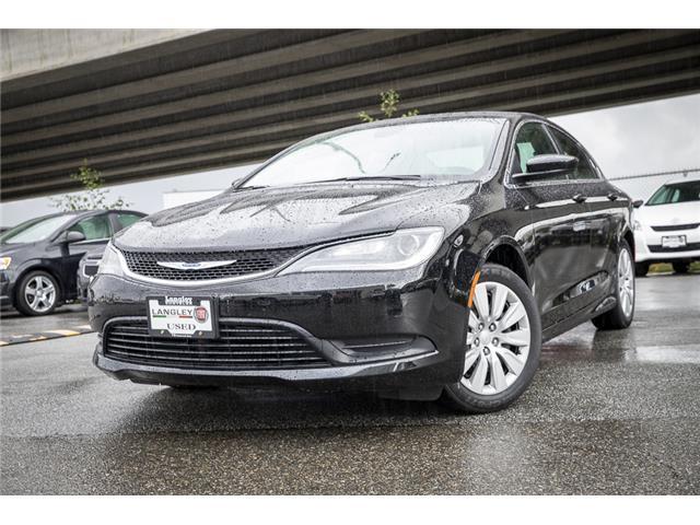 2015 Chrysler 200 LX (Stk: LF9856) in Surrey - Image 3 of 23
