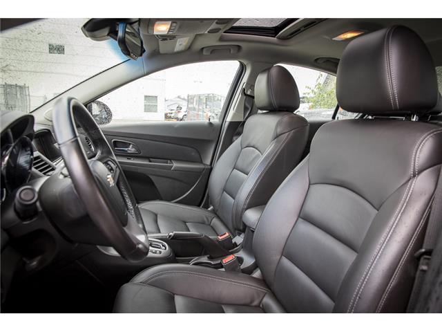 2014 Chevrolet Cruze DIESEL (Stk: LF8147) in Surrey - Image 7 of 21