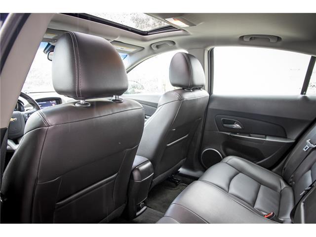 2014 Chevrolet Cruze DIESEL (Stk: LF8147) in Surrey - Image 8 of 21