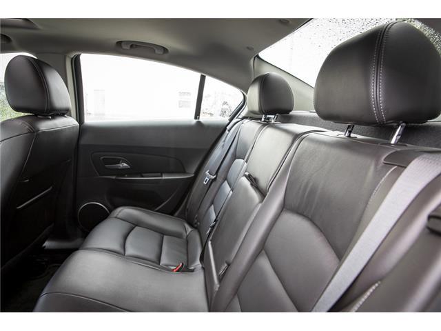 2014 Chevrolet Cruze DIESEL (Stk: LF8147) in Surrey - Image 9 of 21