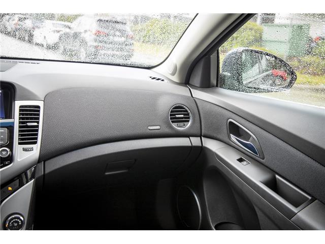 2014 Chevrolet Cruze DIESEL (Stk: LF8147) in Surrey - Image 12 of 21
