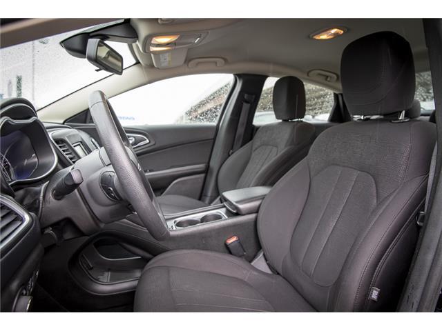 2015 Chrysler 200 LX (Stk: LF9856) in Surrey - Image 8 of 23