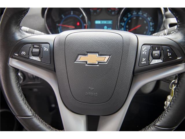 2014 Chevrolet Cruze DIESEL (Stk: LF8147) in Surrey - Image 14 of 21