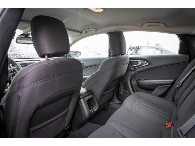 2015 Chrysler 200 LX (Stk: LF9856) in Surrey - Image 10 of 23