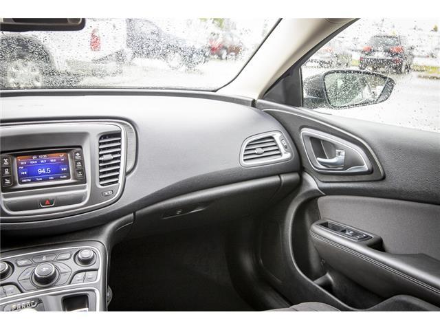 2015 Chrysler 200 LX (Stk: LF9856) in Surrey - Image 14 of 23