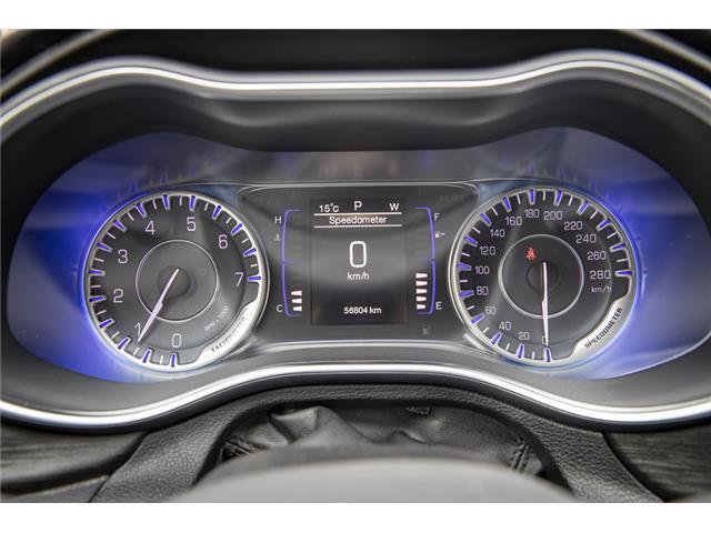2015 Chrysler 200 LX (Stk: LF9856) in Surrey - Image 17 of 23