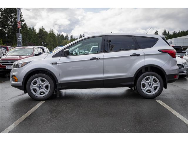 2019 Ford Escape S (Stk: 9ES1373) in Vancouver - Image 4 of 24