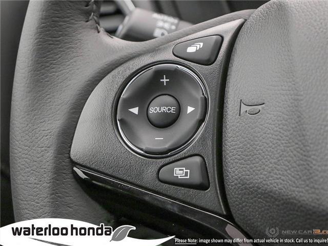 2019 Honda HR-V Touring (Stk: H6173) in Waterloo - Image 15 of 23