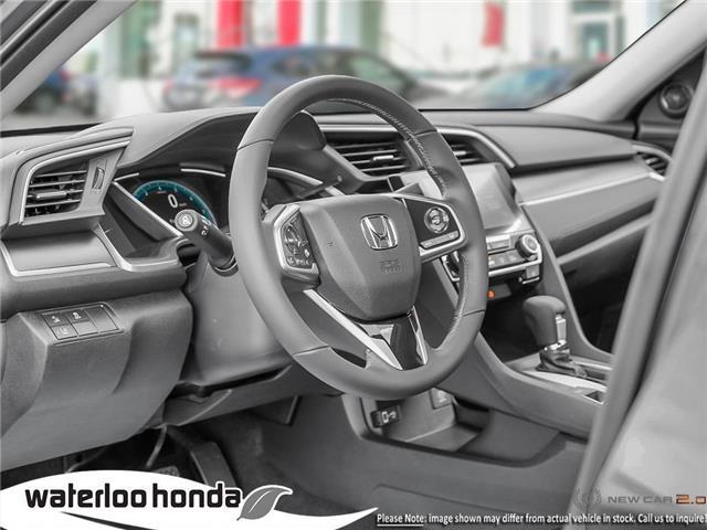 2019 Honda Civic EX (Stk: H6179) in Waterloo - Image 12 of 23
