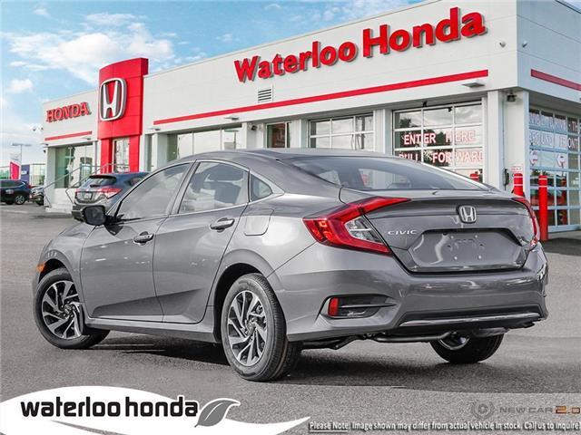 2019 Honda Civic EX (Stk: H6178) in Waterloo - Image 4 of 23
