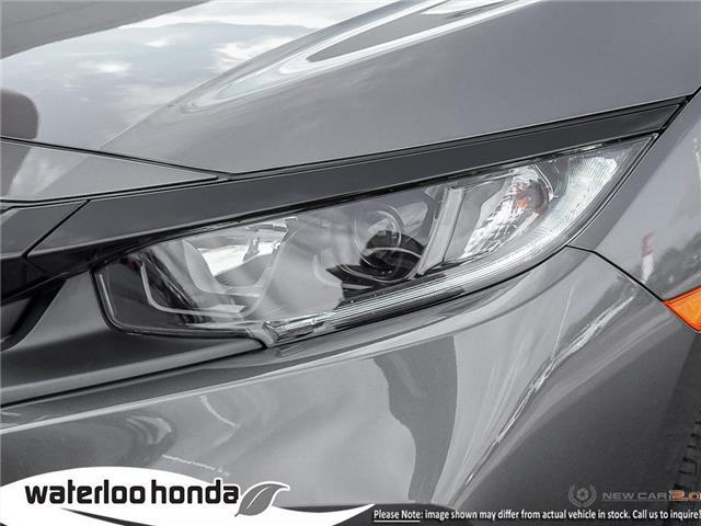 2019 Honda Civic EX (Stk: H6178) in Waterloo - Image 10 of 23