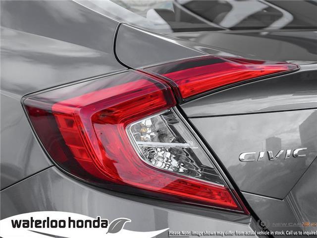 2019 Honda Civic EX (Stk: H6178) in Waterloo - Image 11 of 23