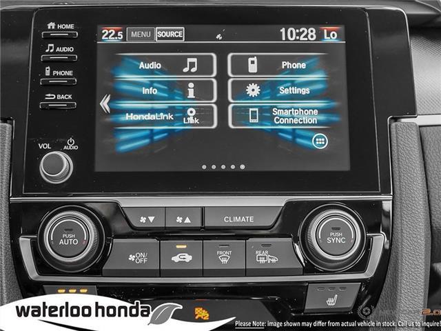 2019 Honda Civic EX (Stk: H6178) in Waterloo - Image 18 of 23