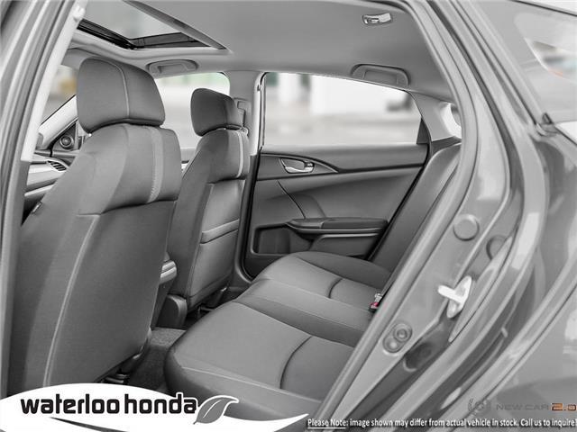 2019 Honda Civic EX (Stk: H6178) in Waterloo - Image 21 of 23