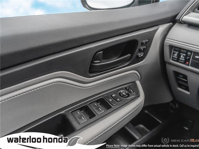 2019 Honda Odyssey EX-L (Stk: H6052) in Waterloo - Image 16 of 23