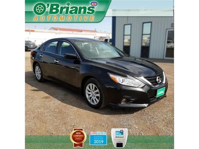 2017 Nissan Altima 2.5 (Stk: 12865A) in Saskatoon - Image 1 of 23