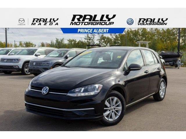 2018 Volkswagen Golf 1.8 TSI Trendline (Stk: V912) in Prince Albert - Image 1 of 11