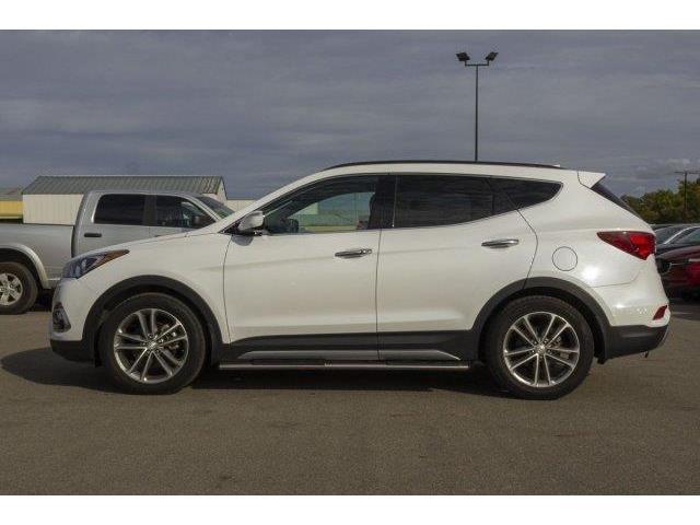 2017 Hyundai Santa Fe Sport Limited (Stk: V908) in Prince Albert - Image 2 of 11