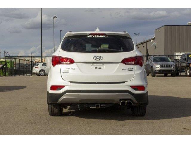 2017 Hyundai Santa Fe Sport Limited (Stk: V908) in Prince Albert - Image 4 of 11