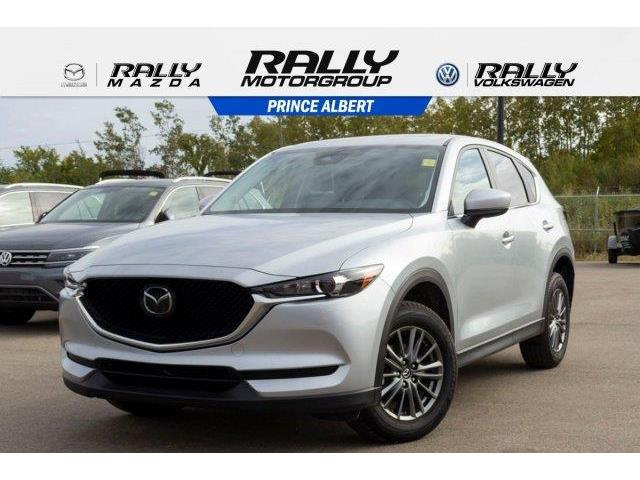 2018 Mazda CX-5 GS (Stk: V910) in Prince Albert - Image 1 of 11