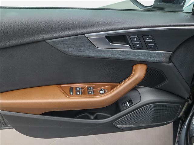 2017 Audi A4 2.0T Technik (Stk: P3357) in Toronto - Image 9 of 29