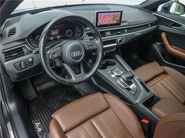 2017 Audi A4 2.0T Technik (Stk: P3357) in Toronto - Image 10 of 29