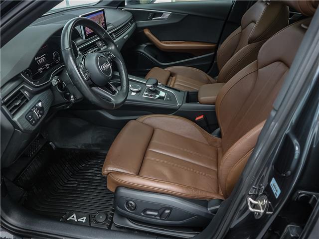 2017 Audi A4 2.0T Technik (Stk: P3357) in Toronto - Image 11 of 29