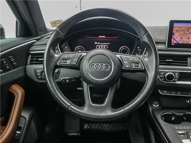 2017 Audi A4 2.0T Technik (Stk: P3357) in Toronto - Image 12 of 29