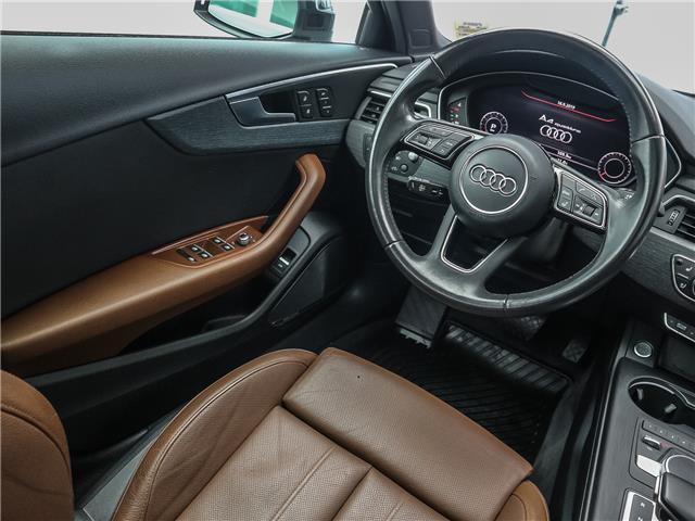 2017 Audi A4 2.0T Technik (Stk: P3357) in Toronto - Image 13 of 29