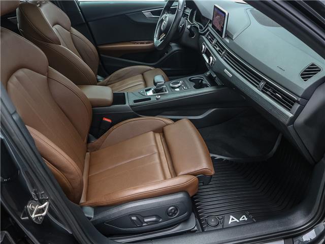 2017 Audi A4 2.0T Technik (Stk: P3357) in Toronto - Image 19 of 29