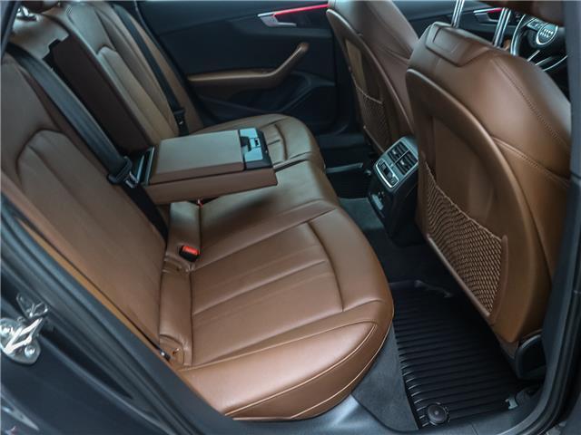 2017 Audi A4 2.0T Technik (Stk: P3357) in Toronto - Image 21 of 29