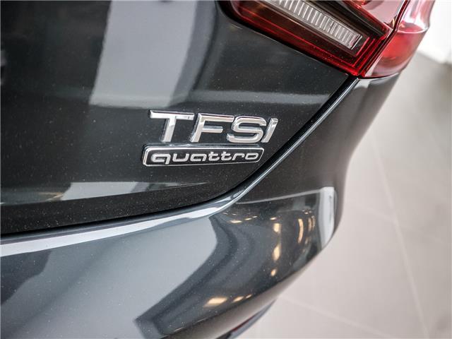2017 Audi A4 2.0T Technik (Stk: P3357) in Toronto - Image 26 of 29