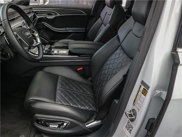 2019 Audi A8 L 55 (Stk: P3458) in Toronto - Image 11 of 29