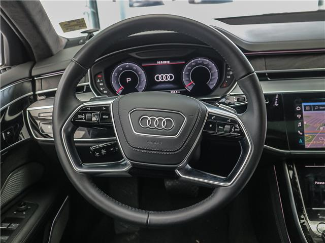 2019 Audi A8 L 55 (Stk: P3458) in Toronto - Image 12 of 29