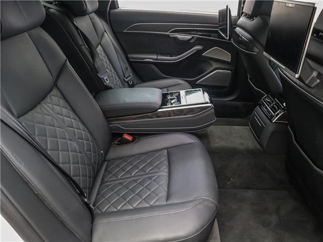 2019 Audi A8 L 55 (Stk: P3458) in Toronto - Image 19 of 29