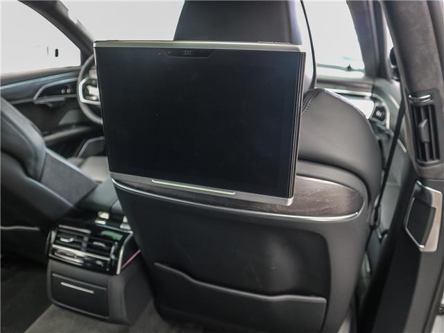 2019 Audi A8 L 55 (Stk: P3458) in Toronto - Image 20 of 29