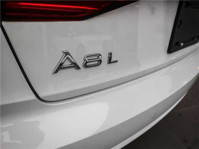 2019 Audi A8 L 55 (Stk: P3458) in Toronto - Image 24 of 29