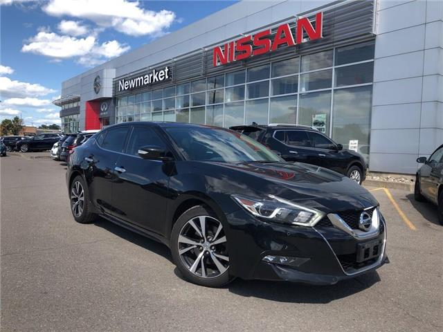 2016 Nissan Maxima SL (Stk: UN1021) in Newmarket - Image 1 of 20