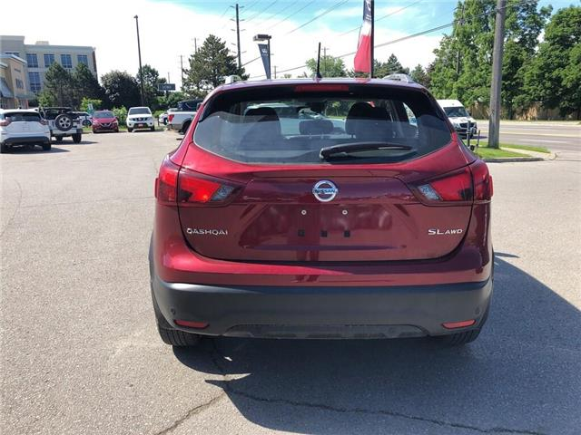 2019 Nissan Qashqai SL - Leather / Sunroof / Bluetooth (Stk: UN996) in Newmarket - Image 4 of 23