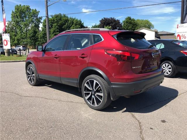 2019 Nissan Qashqai SL - Leather / Sunroof / Bluetooth (Stk: UN996) in Newmarket - Image 5 of 23