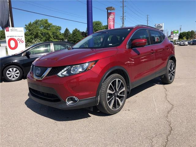 2019 Nissan Qashqai SL - Leather / Sunroof / Bluetooth (Stk: UN996) in Newmarket - Image 7 of 23