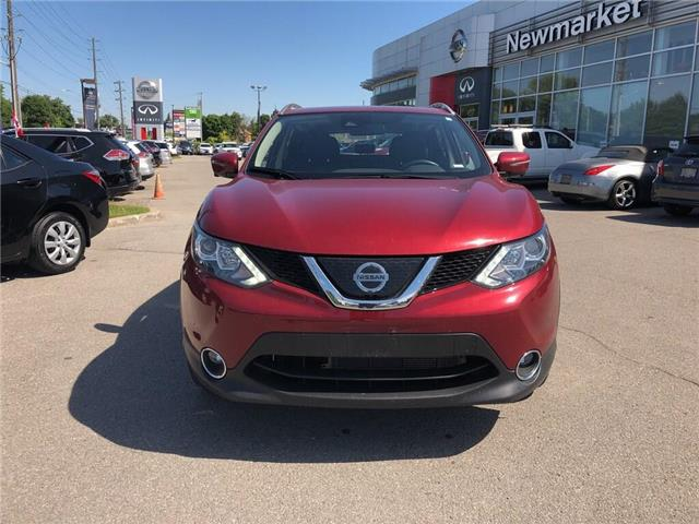2019 Nissan Qashqai SL - Leather / Sunroof / Bluetooth (Stk: UN996) in Newmarket - Image 8 of 23
