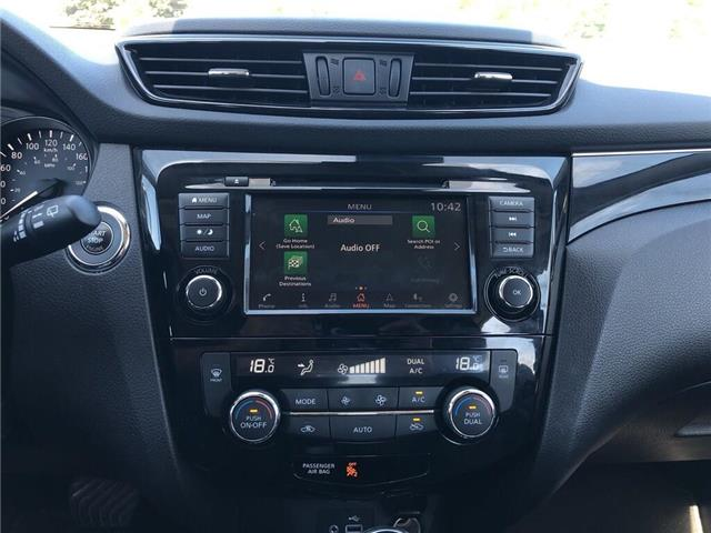 2019 Nissan Qashqai SL - Leather / Sunroof / Bluetooth (Stk: UN996) in Newmarket - Image 15 of 23