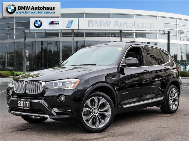 2017 BMW X3 xDrive28i (Stk: P9138) in Thornhill - Image 1 of 31