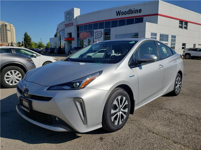 2019 Toyota Prius Technology (Stk: 9-997) in Etobicoke - Image 1 of 17